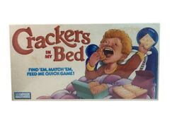 1987 Crackers In My Bed Game By Milton Bradley Complete New Sealed