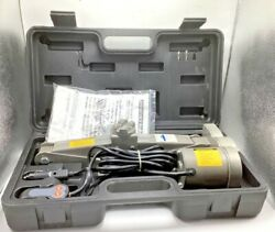 12v Electric Scissor 4000lbs Car Jack - With Carrying Case