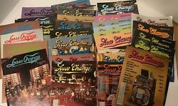 Vtg Loose Change Magazine - Lot Of 32 Issues 1979- 1993 - Coin-op/slot Machines
