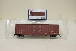Athearn Rtr 60' Gunderson Dd Box Car Mississippi And Tennessee Mtnr 175174 75271