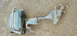 Parting Out Evinrude Johnson 1952 3hp 3012 Outboard Boat Motor