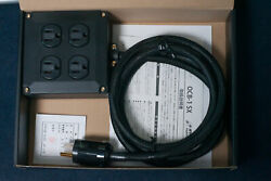 New Oyaide Ocb-1 Sx V2 Power Supply Distributor Tap With 2.0m Cable From Japan
