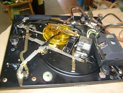 Dual 1237 Turntable Motor Model Sm860-4 And Extra Parts Lot