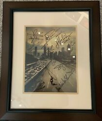 The Walking Dead Cast Psa Autograph Signed Photo Andrew Lincoln Norman Reedus +