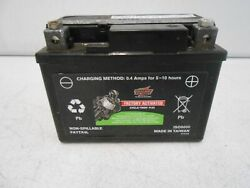 Faytx4l Interstate Batteries Motorcycle Battery Grom Z125 Moped Scooter