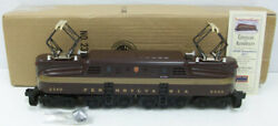 Lionel 6-38303 Prr Gg-1 Tuscan 2340 With 5 Stripes- Conventional Classics Ln