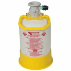 Micromatic M5-801147 Cleaning Bottle - D System - 1.3 Gallon