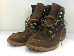 Sperry Mens 3zqz Boots Brown Size 13.0 Fhho