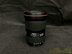 Canon Wide-angle Zoom Lens For Ef16-35mm F2.8l Usm 6230000031