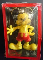 60s Vintage Mickey Mouse Disney Character Jiggling Dolls Antique Figure Doll