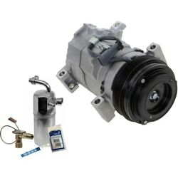 A/c Ac Compressor Kits Set Of 2 For Hummer H3 H3t 2009-2010 Pair