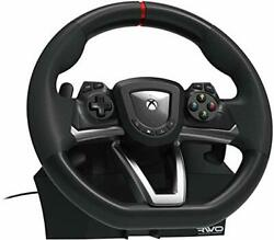 Xbox One Steering Wheel Pedal Set Racing Gaming Driving Licensed By Microsoft