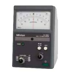 Mitutoyo 519-552a Mu-checker Electronic Micrometer With Analog Display Standard