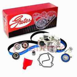 Gates Rpm Timing Belt Kit With Water Pump For 2008-2013 Subaru Forester 2.5l Rb