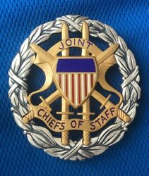 Us Military Joint Chiefs Of Staff Badge Meyer New York