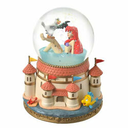 Disney Store Story Collection The Little Mermaid Snow Globe 4550424254733 New