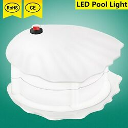 Led Pool Light-magnetic,upgraded Ip65 Waterproof For Above Ground Pool 110-120v