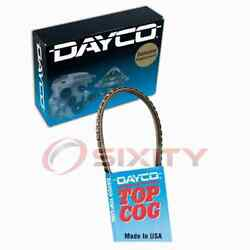 Dayco Water Pump To Vacuum Pump Accessory Drive Belt For 1981 Peugeot 604 Ry