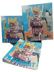 Rare Jean Michel Basquiat Book Of His Paintings Very Limited Printing