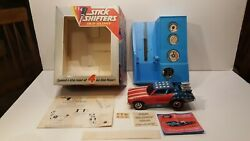 Hasbro 1972 Stick Shifters Old Glory Funny Car Tested Red White Blue