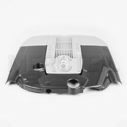 Genuine Mercedes Amg Carbon Engine Cover For S65 W222 Sl65 R231 With M279