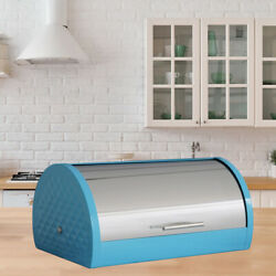 Bread Bin Kitchenware For Kitchen Bakery Sandwiches Counter Container Keeper