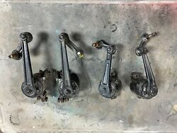 1940 - 1947 Ford Lever Knee Shock Absorbers Front And Rear Set Of 4 Hot Rod Truck
