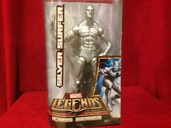 Hasbro Marvel Legends Icon Series Silver Surfer 12 Inch Figure / Factory Sealed