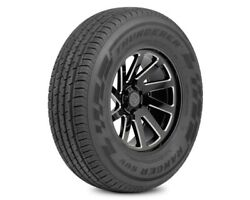 4 Thunderer Ht603 Crossover And Suv Tire 265/75r16 116t 4 Ply 11 32nds Tread Depth