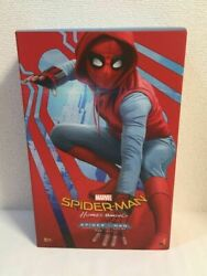 Hot Movie Masterpiece 1/6 Spiderman Homemade Suit Version Homecoming