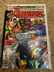Marvel Comics - The Avengers Comic Book Issue 181 - Vf+ 8.5 - 1st Edition