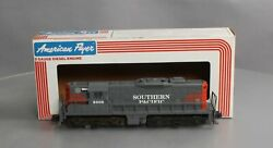 American Flyer 6-48002 S Southern Pacific Gp-9 Non-powered Diesel Locomotive/box