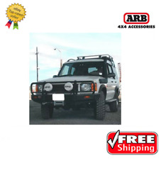 Arb 4x4 Accessories Front Deluxe Bull Bar For Land Rover Discovery 99-02-3432060