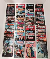 Lot Of 43 The Question 1-36 / Ann 1-2 Complete Set-1 + Quarterly 1-5 Dc 1986