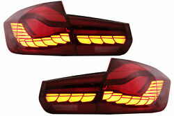 Gts Style Sequential Led Tail Lights Rear Lamps For Bmw F30 2012-2019 Model