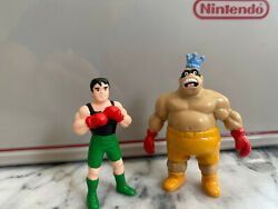 Vintage Nintendo 1988 Applause Mike Tysonand039s Punch-out King Hippo Little Mac