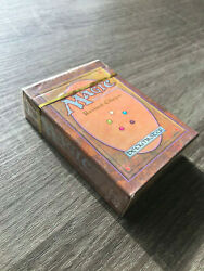 New Magic The Gathering Sealed Revised 3rd Edition Starter Deck English