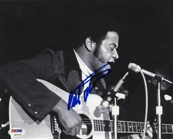 Bill Withers Autographed Signed 8x10 Photo Authentic Psa/dna Coa Aftal