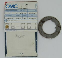 New Omc Outboard Marine Corp Boat Washer Part No. 911697