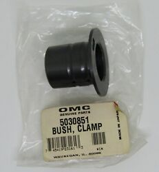 New Omc Outboard Marine Corp Boat Clamp Bushing Part No. 5030851