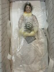 The Princess Kate Bride Doll From Danbury Mint