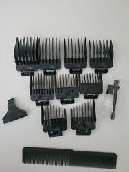 Wahl Chrome Pro Attachment Guards And Accessories Only - Brand New