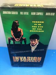 Invasion Of Privacy Vhs Rare Screener Promo Terror In Eye Of Beholder Tested