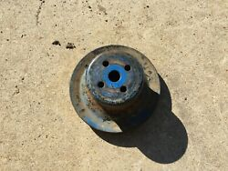 Ford 351m 400 351w 351c Water Pump Pulley Truck Car 302 Engine Motor Cougar