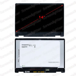 L51119-001 For Hp Pavilion X360 14m-dh 14-dh 14t-dh Lcd Touch Screen Replacement
