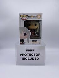 Funko Pop Animation Soul Eater Maka 80 Vinyl Figure With Protector