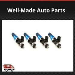 Injector Dynamics 1700cc Injectors 60mm Length 11mm For 00-05 Toyota,01-15 Scion