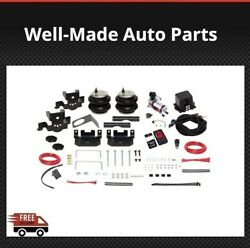 Firestone 2805 For Dodge Ram 09-13 Ride-rite Analog All-in-one Kits