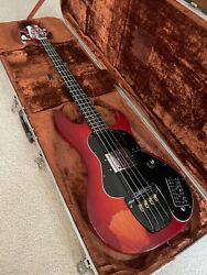 Ovation Pf-22 Rare One-of-a-kind Prototype Magnum Vintage Bass Guitar 1980