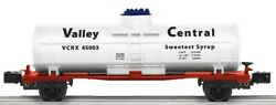 Lionel 6-81292 O Gauge Valley Central Single-dome Tank Car